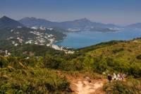 Lantau Island Hiking Tour in Hong Kong