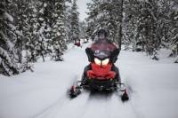 Lapland Christmas Moonlight Experience by Snowmobile from Rovaniemi