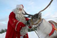 Lapland Santa Claus Village from Rovaniemi Including Sleigh Ride and Lunch