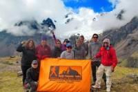 Lares Trek to Machu Picchu Including Hot Springs
