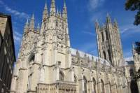 Leeds Castle, Canterbury Cathedral and Cliffs of Dover Custom Day Trip