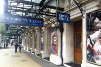 Les Miserables & Pre Theatre Dinner/ The Phantom of the Opera & Pre Theatre Dinner