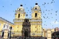 Lima Walking City Tour from Callao's Port