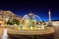 Lisbon City by Night and Fado Restaurant Dinner