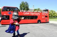 Lisbon Hop-On Hop-Off Bus Tour with Optional Cascais Line