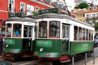 Lisbon Hop-On Hop-Off Vintage Tram 2-in-1 Tour