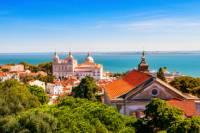 Lisbon Shore Excursion: City Tour by Minivan