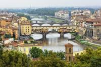 Livorno Shore Excursion: Florence and Pisa in One Day Sightseeing Tour