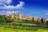 Livorno Shore Excursion: Siena and San Gimignano Tour Including Wine Tasting