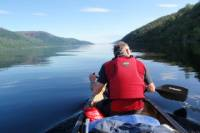 Loch Ness Canoe Tour from Fort Augustus