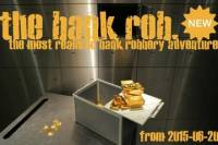 Locked Escape Game Experience in Budapest: The Real Bank Robbery