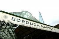 London Food Walking Tour: Brixton and Borough Markets