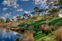 Lord of the Rings' Hobbiton Movie Set Tour