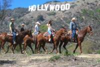 Los Angeles Horseback-Riding Tour to the Hollywood Sign