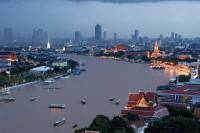 Loy Nava Rice Barge Dinner Cruise of Bangkok including Transfers