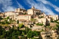 Luberon Villages Half-Day Tour from Aix-en-Provence