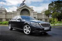 Luxury Vehicle Private Arrival Transfer: Prague PRG Airport