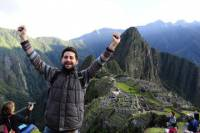 Machu Picchu Full Day Tour with Private Transport and Peruvian Meal