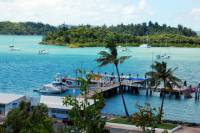 Mackay Shared Departure Transfer: Airlie Beach or Shute Harbour Hotels to Mackay Airport