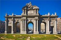 Madrid Guided Panoramic Tour with Wax Museum