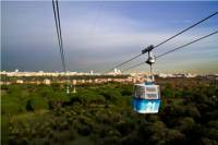 Madrid Panoramic City Tour and Cable Car Ride