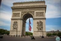Major Monuments of Paris Walking Tour