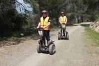 Malaga Mountains Off-Road Segway Tour