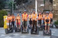 Malaga Shore Excursion: City Segway Tour