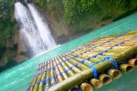 Mantayupan and Kawasan Falls Day Tour from Cebu