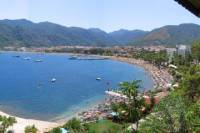 Marmaris Village tour Turgut Waterfalls and Kizkum Mermaid Sand with Lunch
