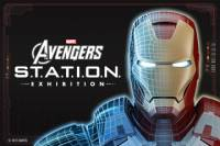 Marvel's Avengers STATION the Exhibition at Discovery Times Square