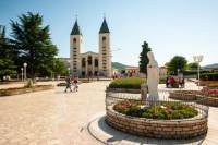Medjugorje: The Hill of the Virgin Mary Private Tour from Dubrovnik