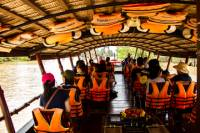 Mekong Delta Discovery Tour including Cai Be Floating Market from Ho Chi Minh City