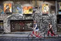 Melbourne Bike Tour Including Local Guide