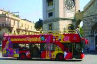 Messina City Hop-On Hop-Off Tour