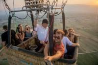 Meteora Sunrise Small-Group Hot-Air Balloon Ride from Kalambaka