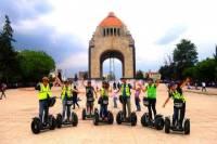 Mexico City Segway Tour: Reforma Avenue
