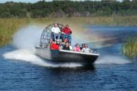 Miami Everglades Airboat Adventure with Transport