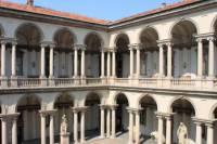 Milan Brera Museum Walking Tour