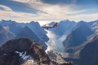 Milford Sound Tour with Flight, Cruise and Jet Boat Adventure from Queenstown