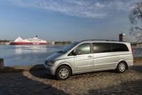 Minivan transfer from Riga to Tallinn