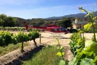 Monterey Helicopter and Winery Tour