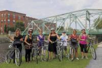 Montreal Food Truck Tour by Bike