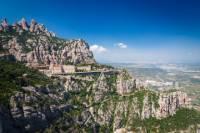 Montserrat Monastery Tour from Barcelona Including Cog-Wheel Train Ride