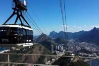 Morro da Urca Private Hiking Tour with Sugar Loaf Cable Car