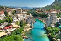 Mostar: Where the East Meets the West