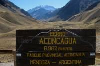 Mount Aconcagua Trekking Tour to Confluencia from Mendoza