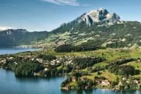 Mount Pilatus Summer Day Trip from Zurich