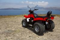Mountain Quad Bike Adventure from Reykjavik