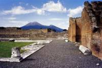 Mt Vesuvius and Pompeii Tour by Bus from Sorrento